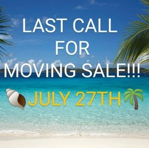 Sale Ends July 27th